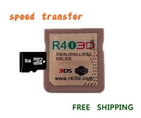 8GB Micro SD TF Memory Card Bundle with Adapter + 150 Video Games free shipping