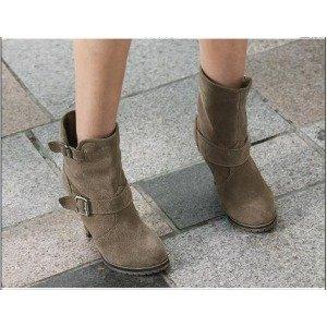 Short Boots Womens - Cr Boot