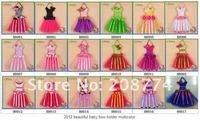 2012 latest baby tutu bow holders  Decoration  Flower  ribbon bow holders      12pcs/lot