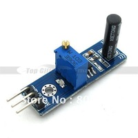 10 pcs  DC 3V 5V 180IP Vibration detect probe Vibrate sensor module switch LM39