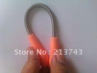 1 Pair Silicone Gel Cushion Insoles Anti-Slip Shoe Pads