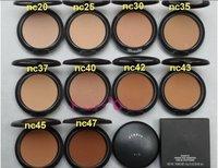 Free Shipping MAKEUP NEW Studio fix powder plus foundation 15g ( 100 pcs/lot) + gift