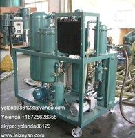 Dielectric Oil Filtration Unit