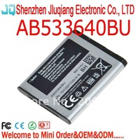 free shipping AB533640BU AB533640AE AB483640BE AB483640BEC AB483640BU BST3108BC Battery For Samsung J750 J758 E200 J600 S8300