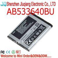 free shipping AB533640BU AB533640AE AB483640BE AB483640BEC AB483640BU BST3108BC Battery For Samsung J750 J758 E200 J600 S8300