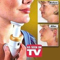 Professional Chin Neck Neckline Toner Slimmer Exerciser Massager