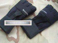 High quality half-finger gloves Sanshou fighting sandbag kick boxing products gloves uk Professional training grapling gloves