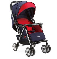 Free shipping BY DHL High quality baby stroller / baby carriage / stroller / removable guardrail