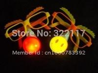 Free shipping wholesale Hot sale party props,flash light clown nose glasses/Wacky funny glasses/wholesale.10pcs/lot