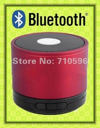 New 1pc portable wireless bluetooth mini speaker for iphone 4 4s ipod ipad smartphone Music Speaker Supplier,Free shipping.(China (Mainland))