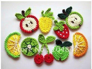 Tuto Amigurumi Fruit : puntaspilli fruttoso