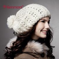 Женская шапка Kenmont 100% /0680 km-0680
