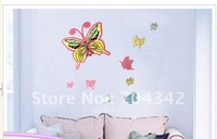 factory price Luminous sticker party decoration children's gift home ornament free shipping