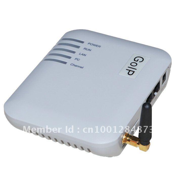 VoIP Call Device/Wireless GSM Gateway(GoIP1)(China (Mainland))
