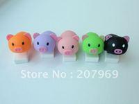 Lovely cute pig usb flash drive  4gb 8gb 16gb 32gb   USB 2.0 USB drive memory Free shipping