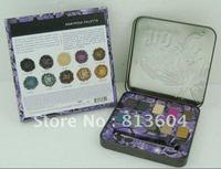 2012 hot selling ~ 1 pcs 10 colors eye shadow palette makeup ! happy-shopping