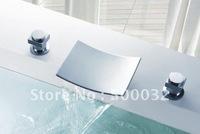 Bathroom Kitchen Basin Mixer waterfall faucet+FREE SHIPPING