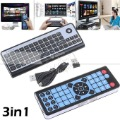 AK810 3 in 1 2.4G MIni Wireless Keyboard + Air Mouse + Infrared Remote Control for Smart TV Set & Android TV Box 149991(China (Mainland))