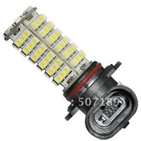 1pcs/lot 9006/HB4 Car Bulbs 102 SMD LED White Fog Car Bulb Lamp Light DC 12V New for sample free shipping
