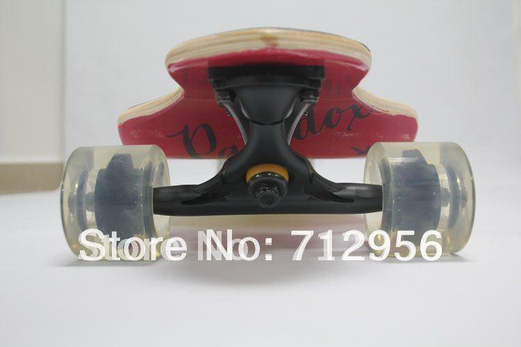 """Grátis frete 41 """" drophill completo Professional quatro rodas longboard sector 9 Drop plataforma de skate longboard(China (Mainland))"""