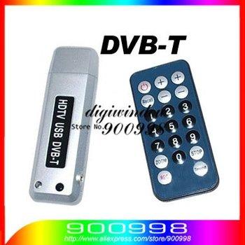 HDTV DVB-T Digital USB DVB-T HDTV TV Tuner Recorder Receive
