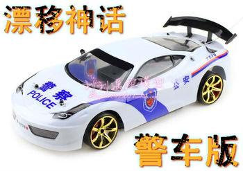 4wd03b artificial cars remote control drift car public security police car toy model