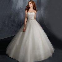 Free Shipping Newest Arrival Brief Fashion Elegant Aesthetic Luxury Royal Bride Princess Wedding Dress