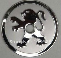 Free shipping! PEUGEOT 206 stainless steel tank cover fuel tank cap auto gas cap