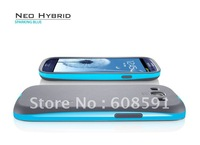 Newest Spigen SGP Neo Hybrid Color Series Hard Case For Samsung Galaxy S3 SIII I9300 +retail box ,10pcs/lot free shipping