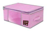 free shipping Wally Fun Non woven clothes containing bag storage box sweater storage box 28L