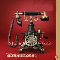 1892 Eiffel Tower ornament telephone antique phone, retro phone,Corded Telephone classical corded antique telephone
