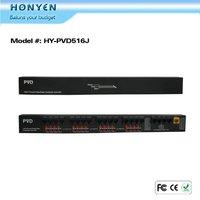 16 CH PVD video balun hub mid HY-PVD516J