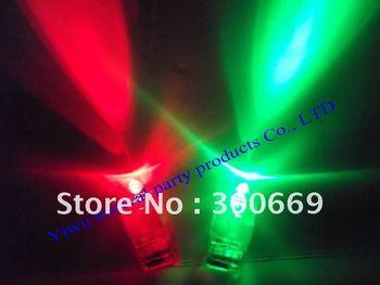 free shipping LED finger light cheap light finger dropship For Party led firnger beams laser toys
