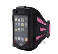 Sports Running Armband Case Workout Armband Holder Case Waterproof Armband Case for iPod & iPhone 4S 4 4G 3GS 3G ,Free Shipping