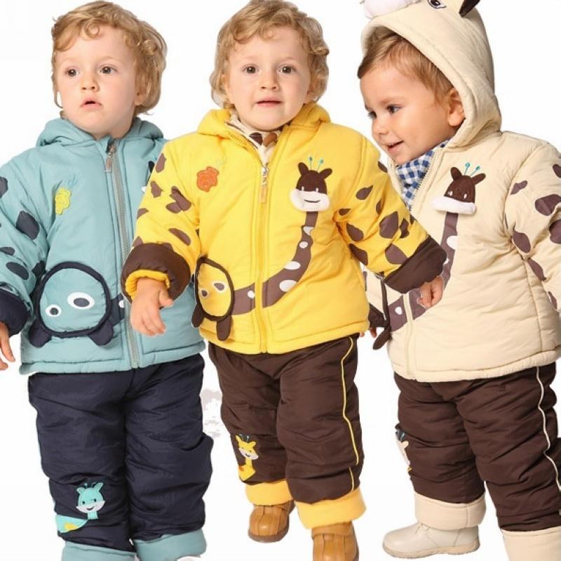 Самая Теплая Одежда Детей