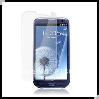 Wholesale 1000pcs/lot Clear Screen protector LCD guard film For Samsung Galaxy S3 I9300 with Retail Package