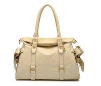 Women Hasp Rivet Leather Handbags/bags Fashion Square Shoulder Bags Messenger Bag Zip Top Organzierhave 3 colore