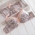2012 vintage elegant lace bra set underwear set
