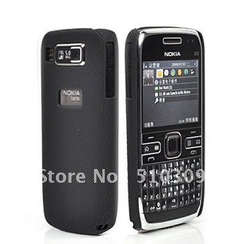 HARD RUBBER CASE COVER FOR E72   FREE SHIPPING