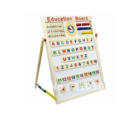 New arrival high quality educational wooden toy education board math board toy baby early learning(China (Mainland))