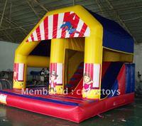 spideman Inflatable combo slide