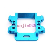 102061 Blue Alum Rear Gear Box Mount HSP RC 1/10 Upgrade Parts 102061B
