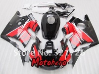 Motorcycle fairing kit for HONDA CBR600F2 F2 91-94 CBR600 F2 1991-1994 CBR 600F2 91 92 93 94 red black body + free windscreen