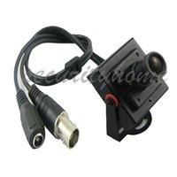 Mini HD 600TVL 1/3 CMOS 2.5mm MTV Lens Security Wired Color CCTV Camera 120 Degree