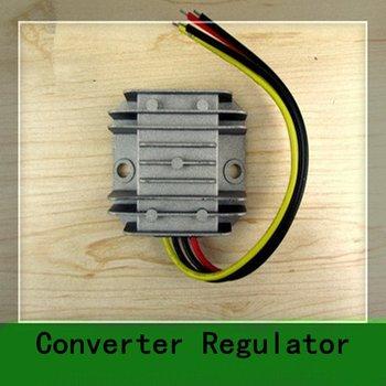 1pc NEW waterproof DC/DC Converter Regulator 24V (12-40V) Step down to 12V 60W 5A