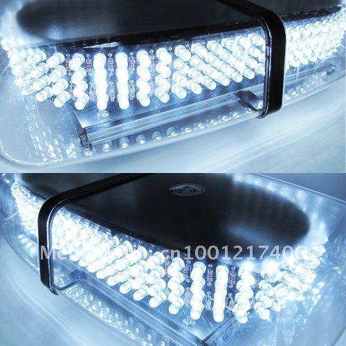 bright amber 240 led strobe light warning emergency flashing car truck. Black Bedroom Furniture Sets. Home Design Ideas