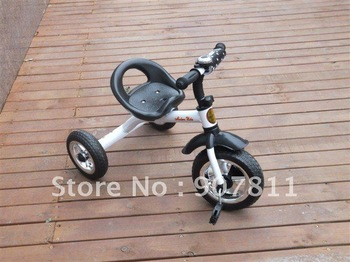 Children's folding bike, children tricycle, high quality new, model complete, the hope can cooperate