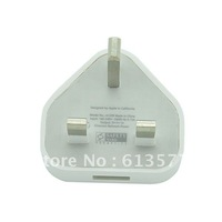 3 Pin USB Power Adapter Charger For iPhone4