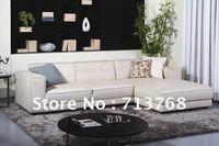 Modern furniture / living room fabric sofa / sectional sofa  /  corner sofa MCNO9948