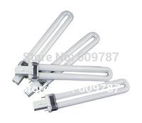 /Lot  -9W Nail UV Gel LAMP LIGHT BULB TUBE for Nail Dryer